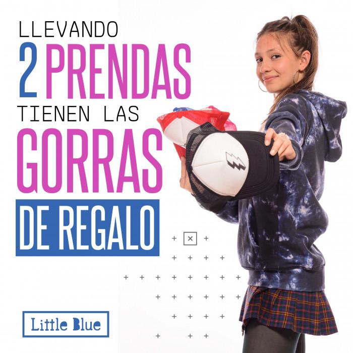 Promo Febrero Gorras